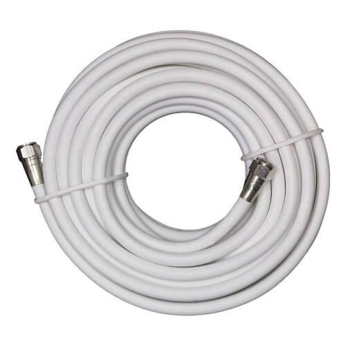 50 Feet RG6 Coaxial Cable for HDTV Antenna-0