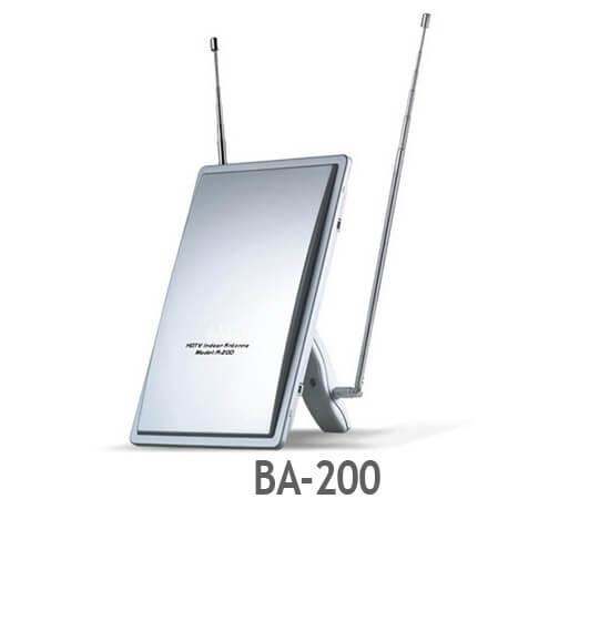 LAVA BA200 Amplified Indoor HDTV VHF/UHF/FM Antenna-0