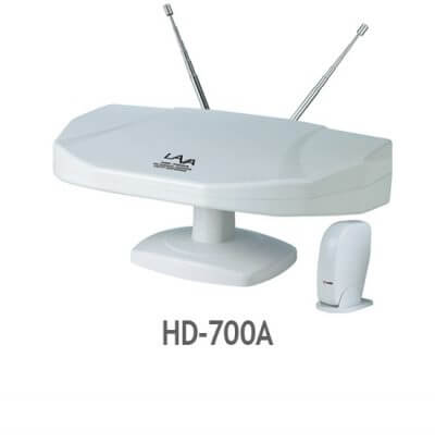 Home Antenna - LAVA HD-700A Indoor/Outdoor HDTV Antenna-0