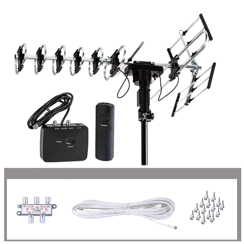 3806_Antenna with installation kit
