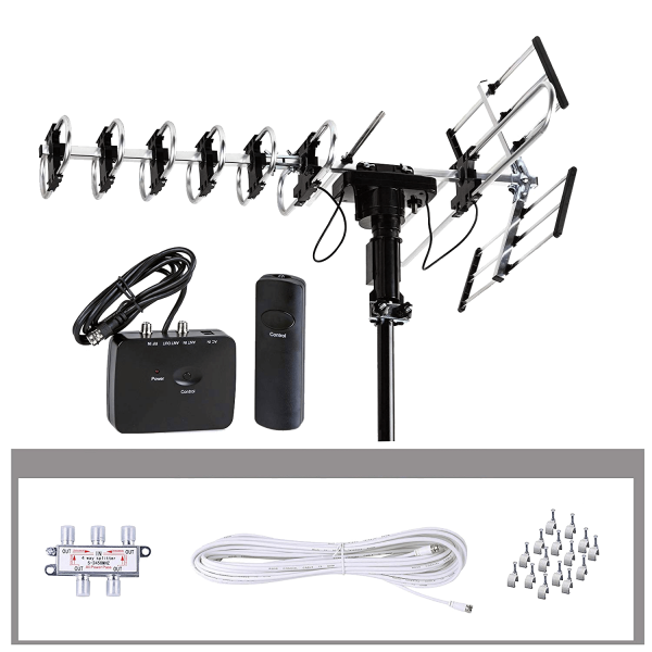3806_Antenna with installation kit
